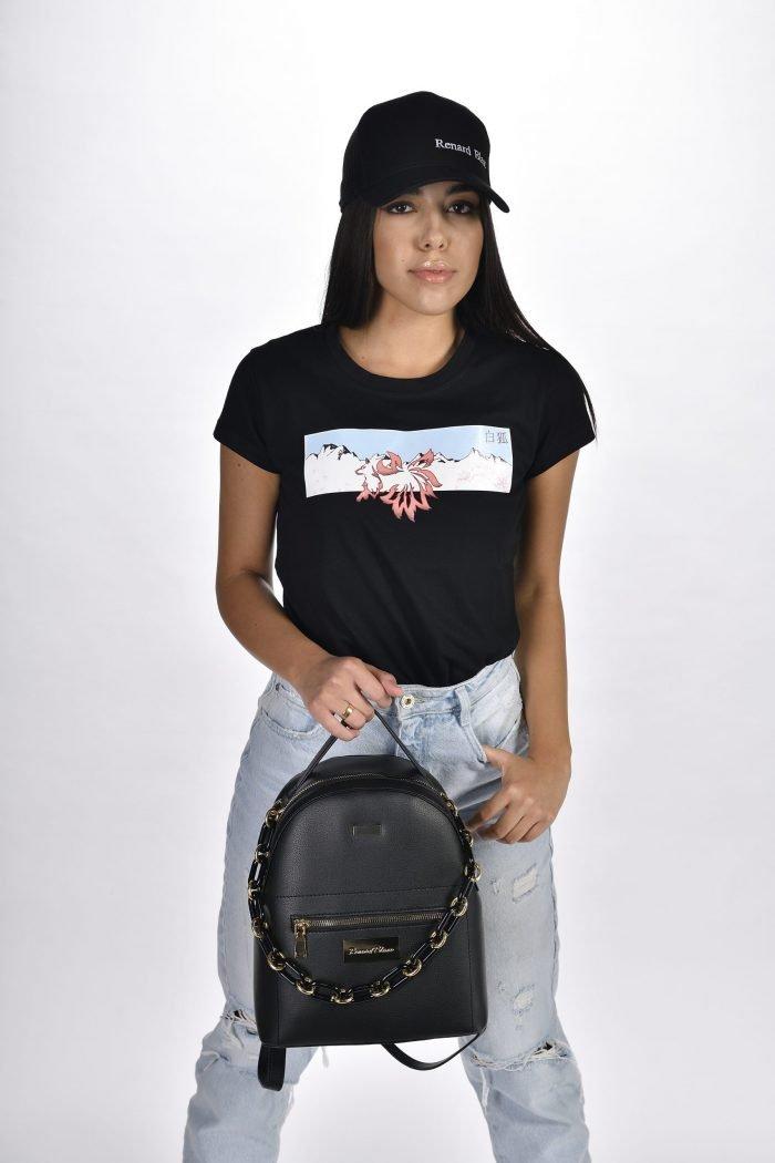 T-shirt Kitsune